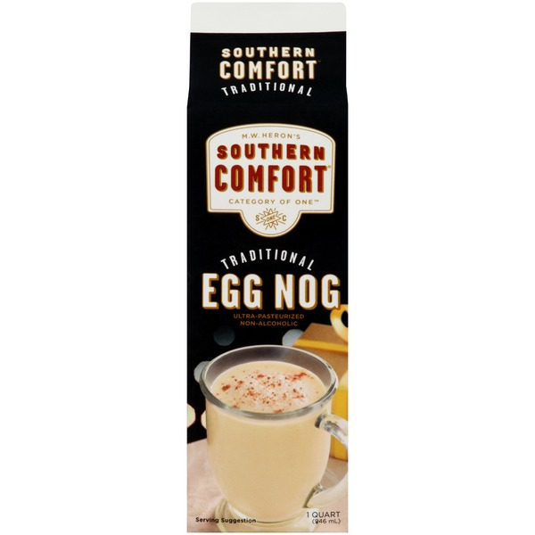 Southern Comfort Traditional Non-Alcoholic Egg Nog