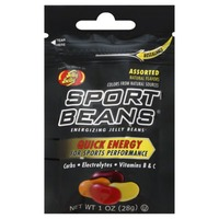 Jelly Belly Assorted  Quick Energy Sport Jelly Beans