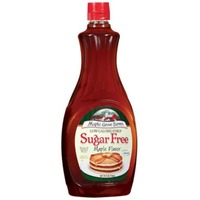 Maple Grove Farms Sugar Free Maple Flavor Low Calorie Syrup