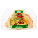 Stefano Foods Meatball Calzone, 8 oz
