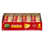 Nabisco Ritz Cheese Cracker Sandwiches - 8 CT