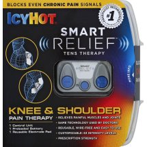 Icy Hot Smart Relief Tens Therapy for Knee and Shoulder Starter Pack