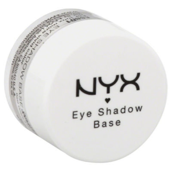NYX Eye Shadow Base - White