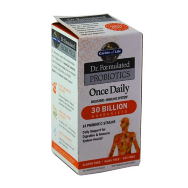 Garden of Life Once Daily Probiotic