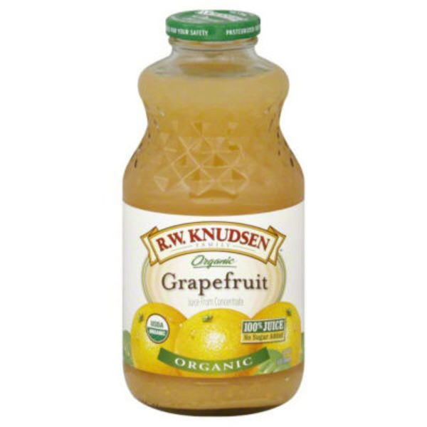 R.W. Knudsen Family Organic Grapefruit Juice