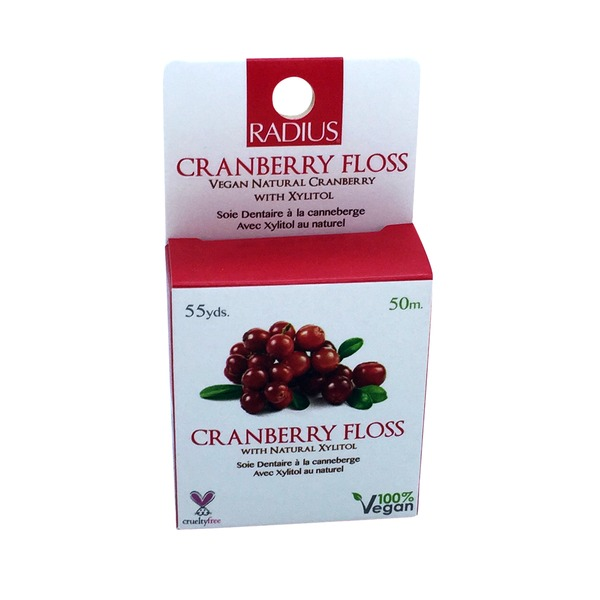 Radius Floss, Cranberry