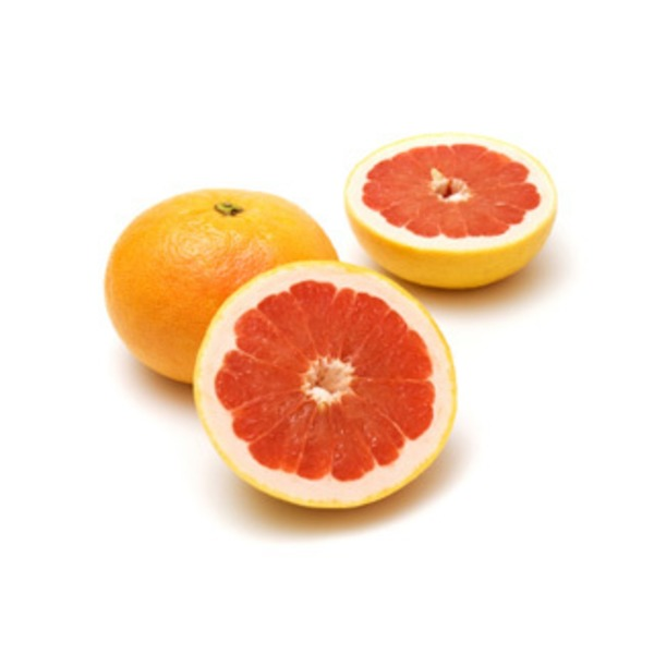 Organic Large Red Grapefruit