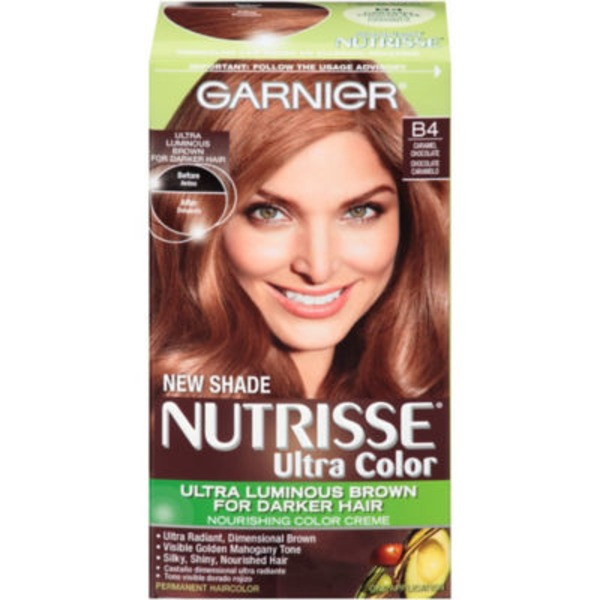 Nutrisse® B4 Caramel Chocolate Ultra Color Nourishing Color Creme