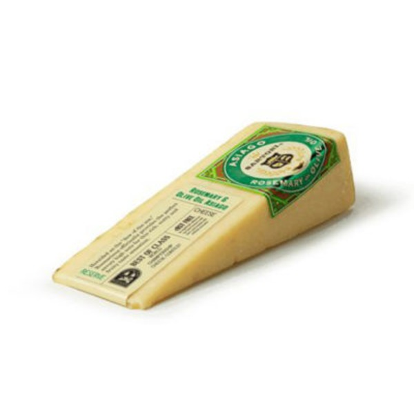 Sartoli Rosemary Asiago Shredded Cube, sold by the pound
