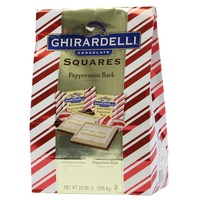Ghirardelli Chocolate Squares Peppermint Bark