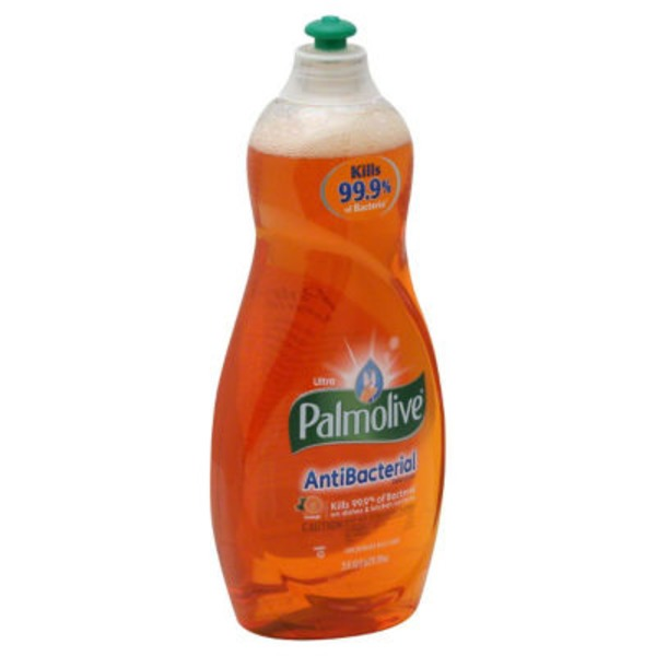 Palmolive Ultra AntiBacterial Concentrated Dish Liquid