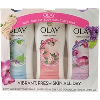 Olay Fresh Outlast Body Wash