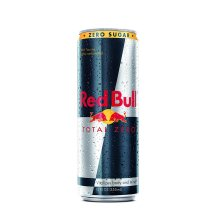 Red Bull Total Zero Energy Drink, 12 Fl Oz, 1 Count