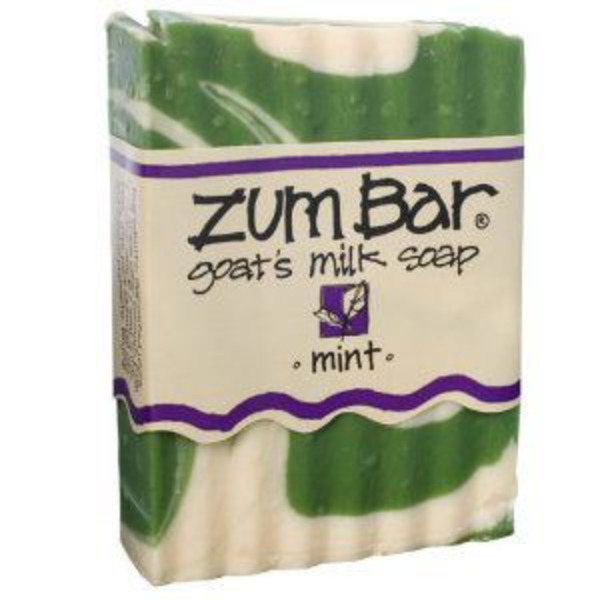 Zum Bar Mint Goats Milk Soap Bar