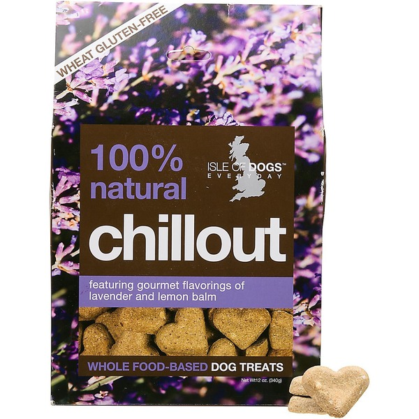 Isle of Dogs 100% Natural Chillout Whole Food-Based Dog Treats