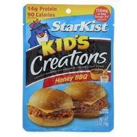 StarKist Kid's Creations Honey BBQ Tuna