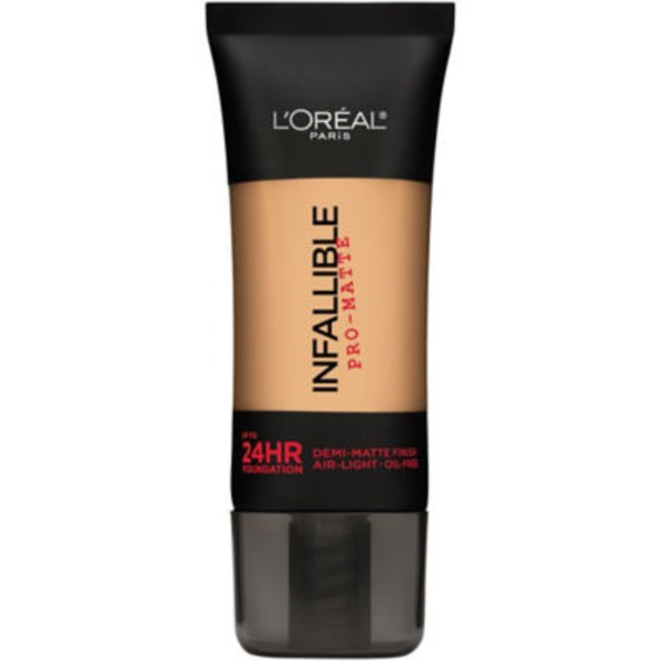 Infallible Pro-Matte 105 Natural Beige Foundation