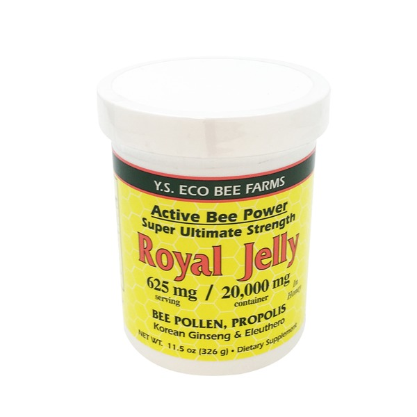 Ys Bee Farms Royal Jelly Active Bee Powder