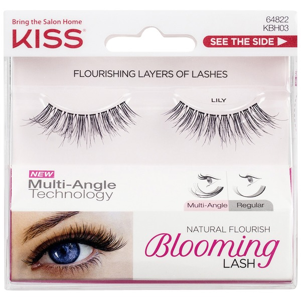 Kiss Lily Natural Floruish Blooming Lash Set