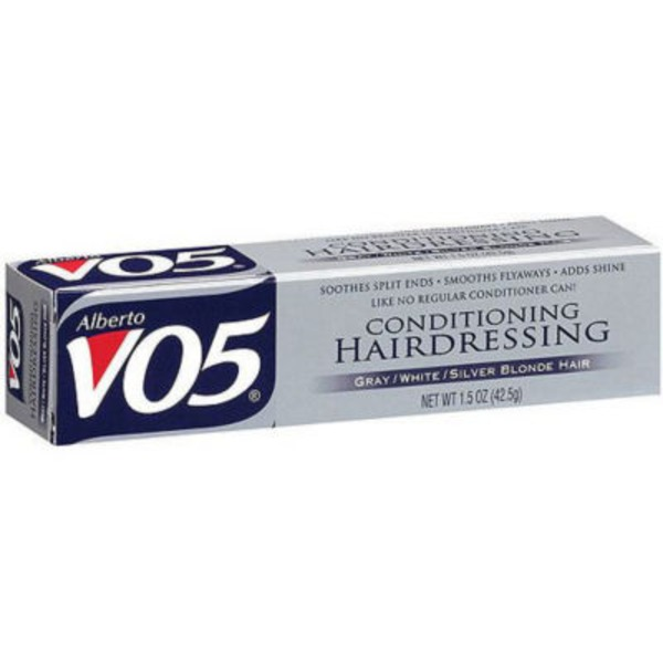 VO5 Gray White/Silver Blonde Hair Conditioning Hairdressing