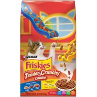 Friskies Dry Tender & Crunchy Combo Cat Food