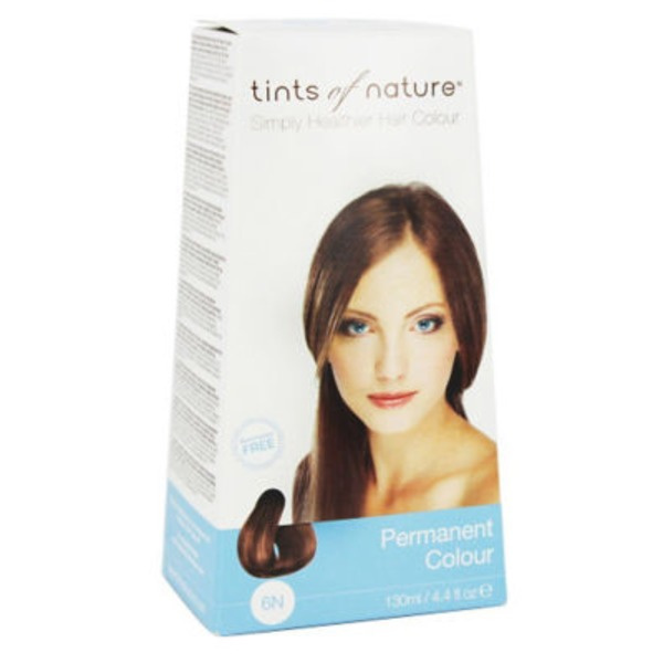 Tints Of Nature Conditioning Permanent Hair Color 120 M Natural Dark Blonde 6N