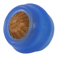 Starmark Everlasting Treat Ball with Dental Treat Dog Chew Toy, Large