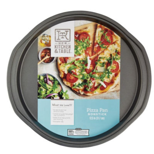 H-E-B Kitchen & Table 12.5 In. Pizza Pan