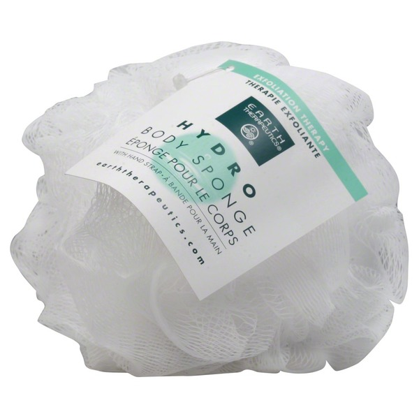 Earth Therapeutics Hydro Body Sponge with Hand Strap