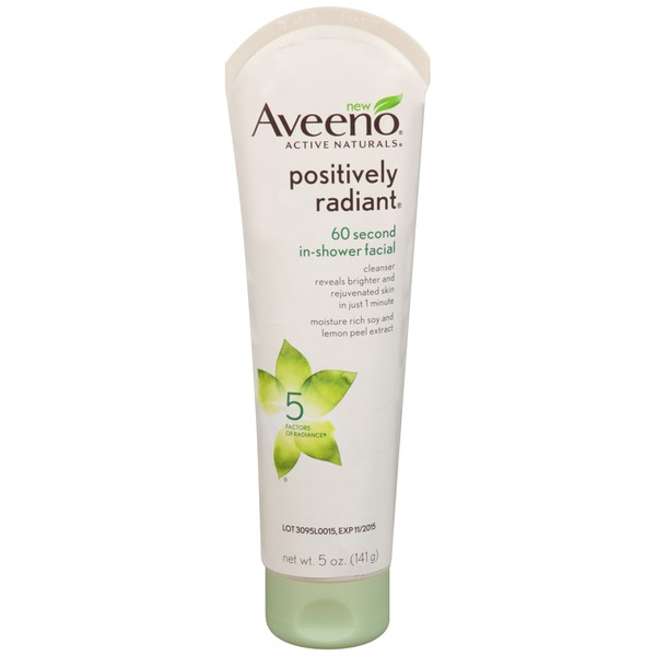 Not absolutely Aveeno facial cleansers