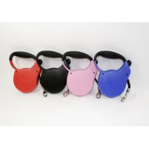 PetWear Retractable Dog Leash, Assorted Colors, Medium, 16'