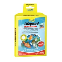 Tetra Lifeguard All In One Freshwater Aquarium Treatment Pack Of 32 Tablets