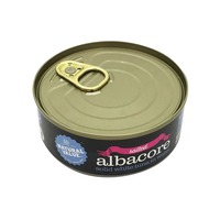 Natural Value Solid Albacore Tuna in Water