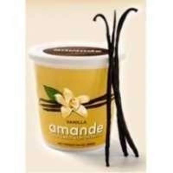 Amande Almondmilk, Cultured, Vanilla