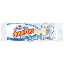 Hostess® Donettes® Powdered Mini Donuts 3.0 oz Package (6 Count)