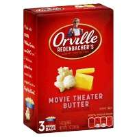 Orville Redenbachers Popcorn Pop Up Bowl Movie Theater Butter - 3
