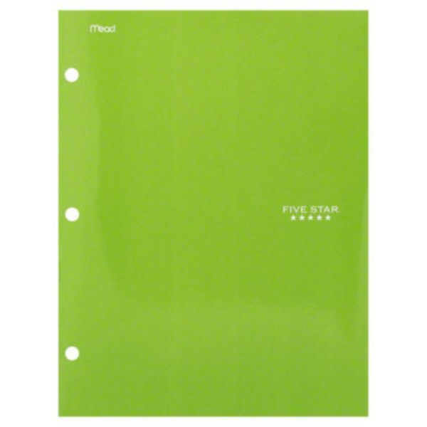 Mead Five Star Pocket Folder