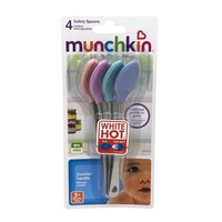 Munchkin White Hot® Safety Spoons