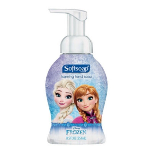 Softsoap Kids Frozen Hand Soap