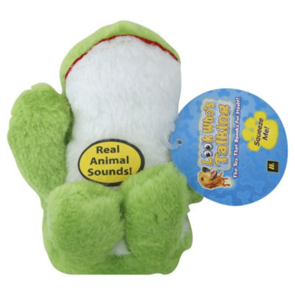 Look Whos Talking Dog Toy