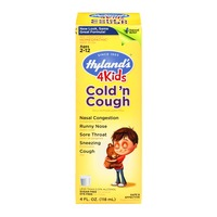 Hyland's Cold & Cough 4 Kids Syrup