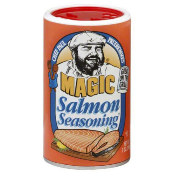 Magic Chef Paul Prudhomme's Magic Salmon Seasoning