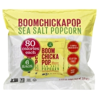 Angies Multipack Sea Salt Popcorn - 6