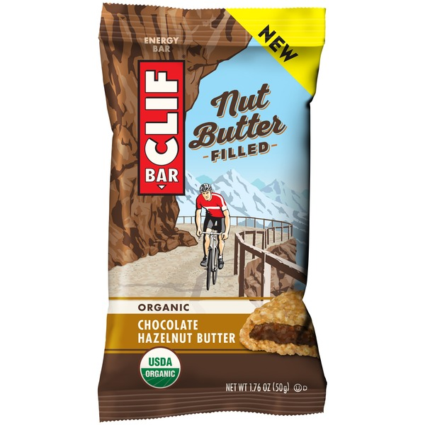 Clif Bar® Nut Butter Filled Chocolate Hazelnut Butter Energy Bar