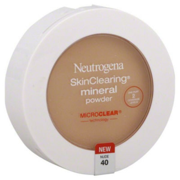 Neutrogena® Mineral Powder Nude 40 Skin Clearing®
