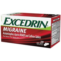 Excedrin Migraine Pain Reliever Coated Caplets