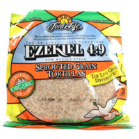 Food for Life Ezekiel 4:9 Sprouted Grain Tortillas