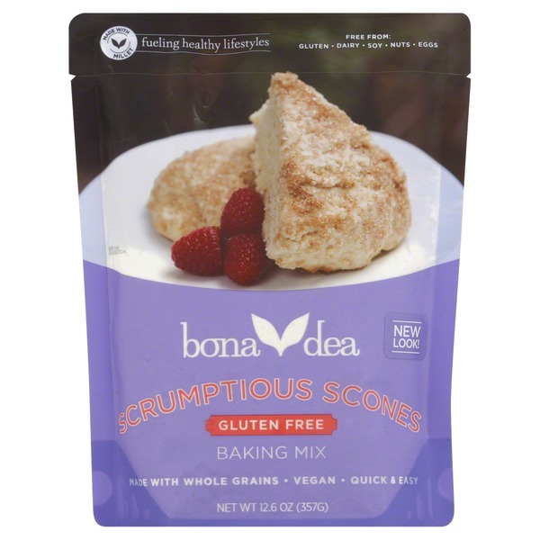 Bona Dea Scrumptious Scones Baking Mix
