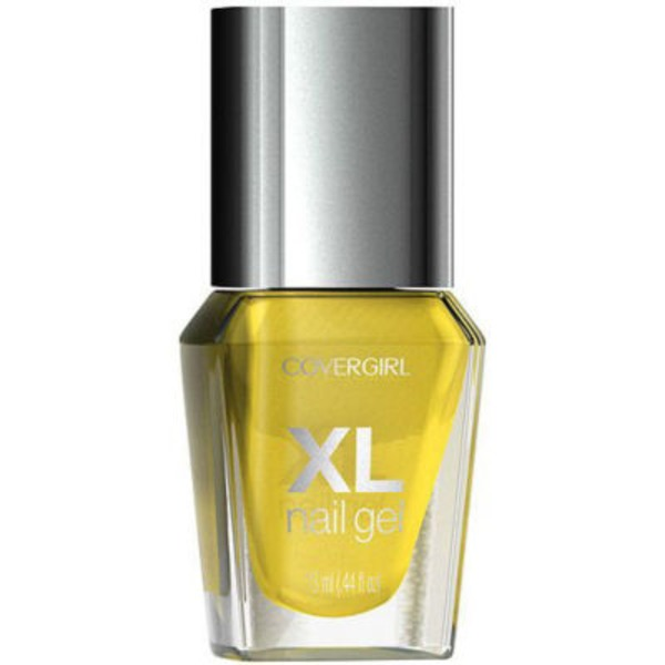 CoverGirl 740 Haughty Lemon XL Nail Gel