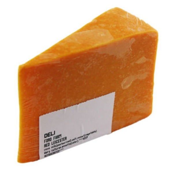 Fords Farm Red Leicester